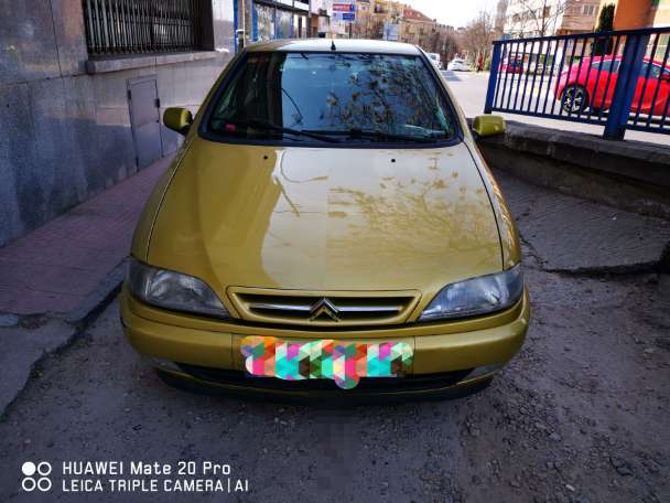 Imagen producto Se vende Citroën Xsara COUPE 2.0 HDI VTR  1