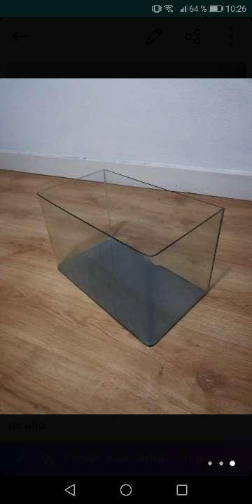Imagen Cristal para acuario