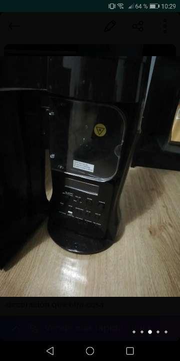 Imagen producto Radio/CD de cola cola 2