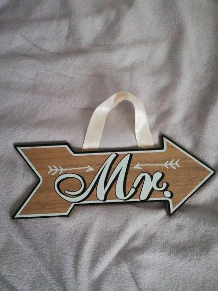 Imagen producto Flecha de madera Mr.  1