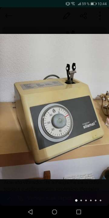 Imagen Vibrador de amalgama