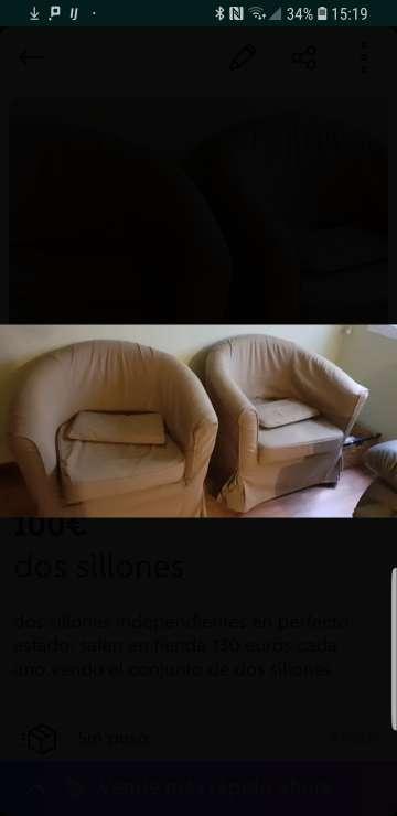 Imagen dos sillones