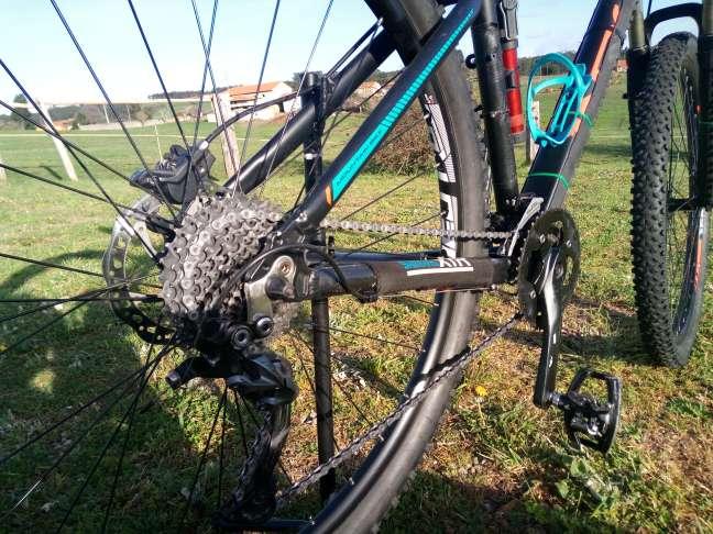 Imagen bicicleta btt