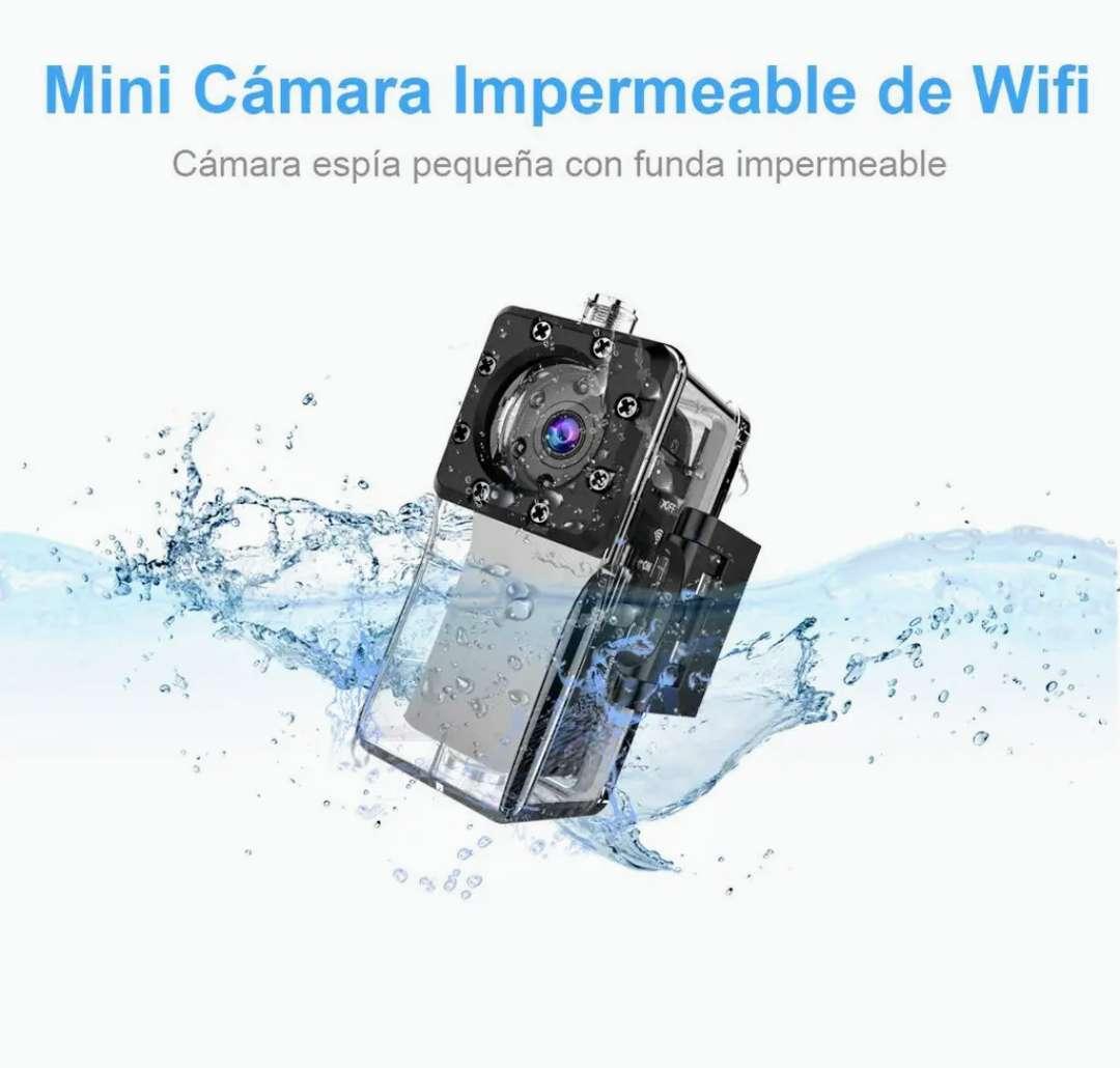 Imagen producto Mini Cámara espía HD WIFI 3