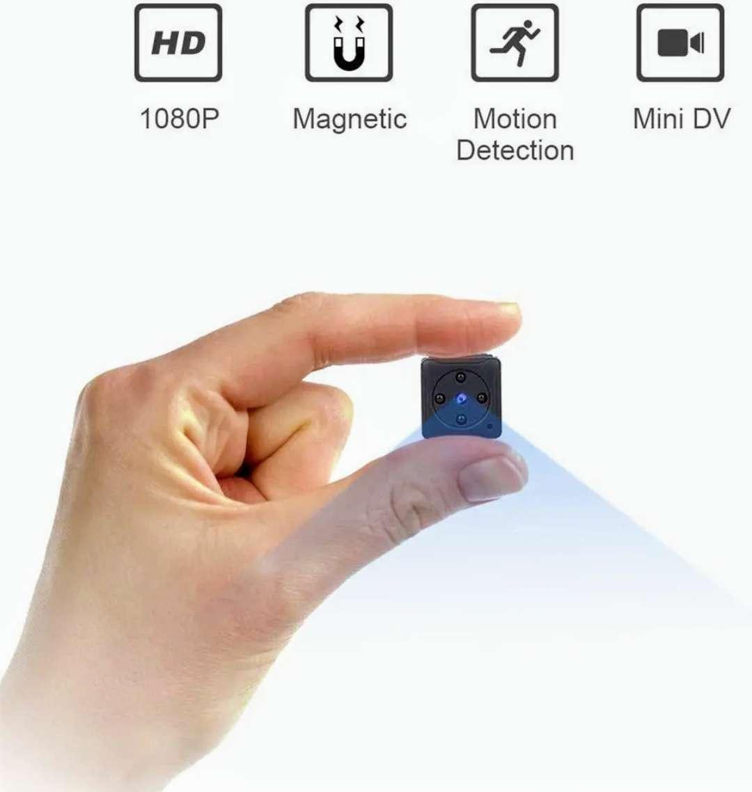 Imagen producto Mini cámara espia HD 2