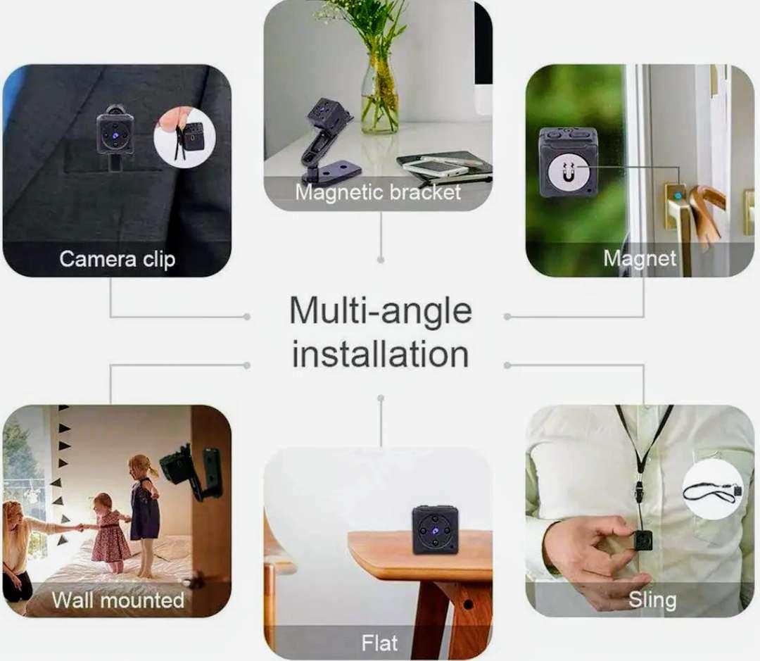 Imagen Mini cámara espia HD