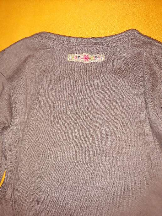 Imagen producto Camiseta de niña, 2 años.  2