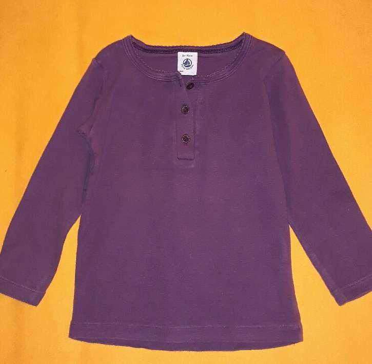 Imagen Camiseta Petit Bateau, 3 años.