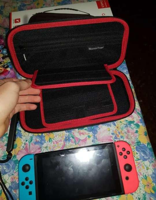 Imagen producto Nintendo switch con accesorios 4