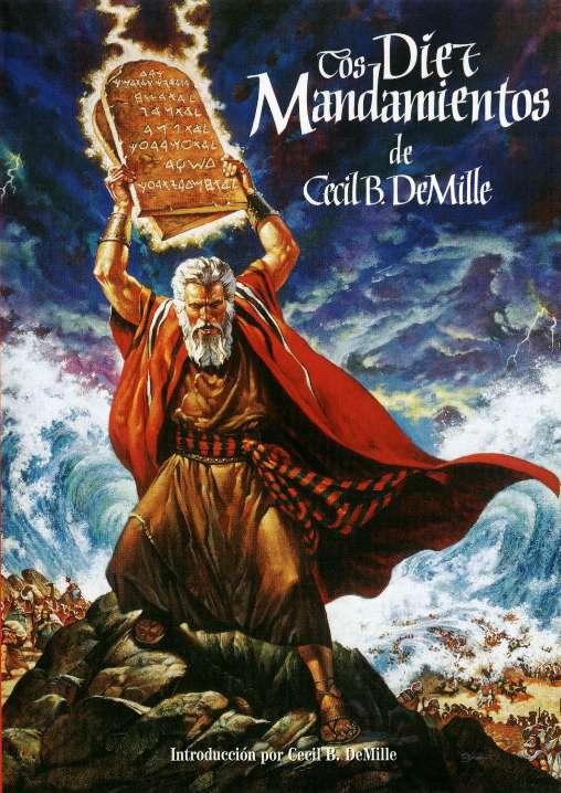 Imagen 3 DVD La Biblia/Los diez mandamientos