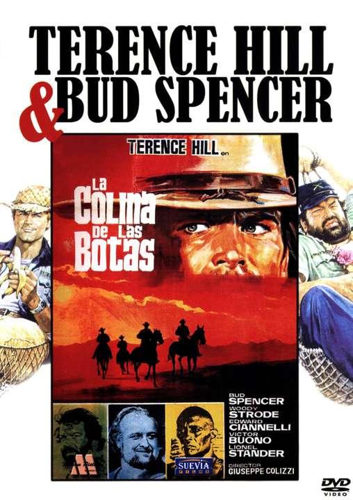 Imagen DVD La colina de las botas