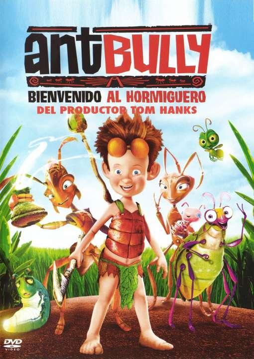 Imagen DVD The ant Bully