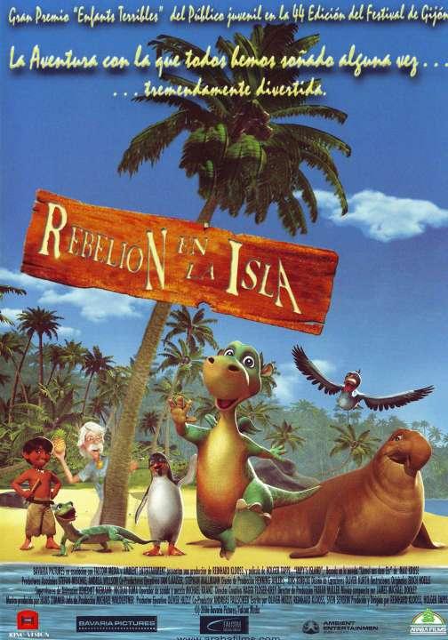 Imagen DVD Rebelión en la isla