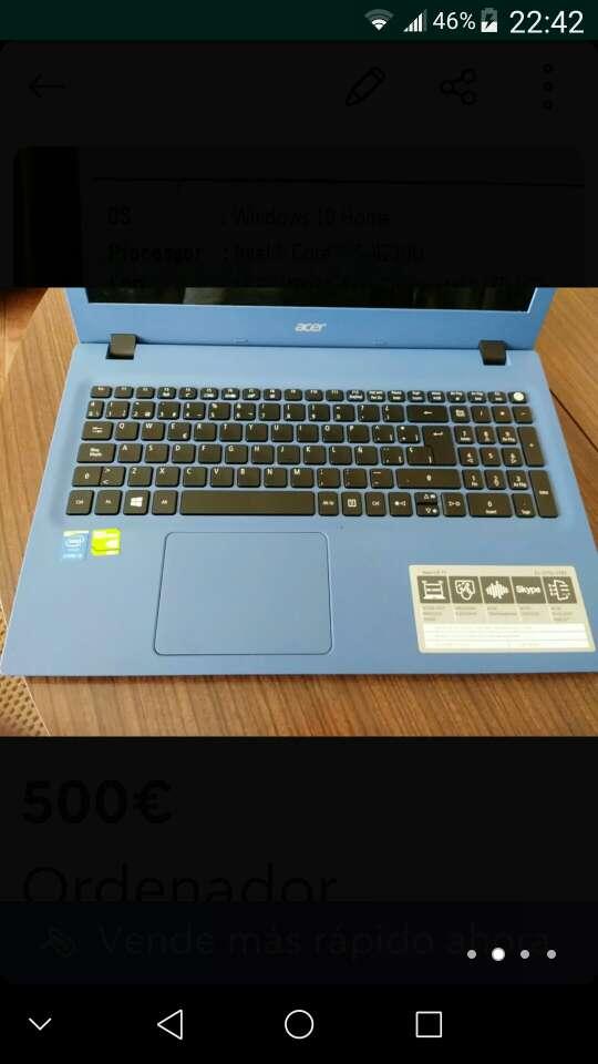 Imagen producto Ordenador portatil 4