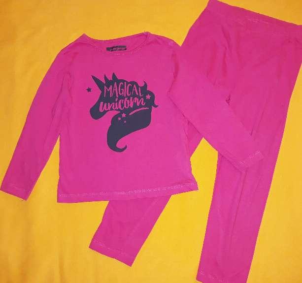 Imagen producto Pijama niña, 4 años.  1
