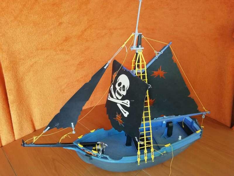 Imagen Barco pirata Playmobil