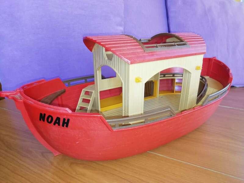 Imagen Arca de Noe