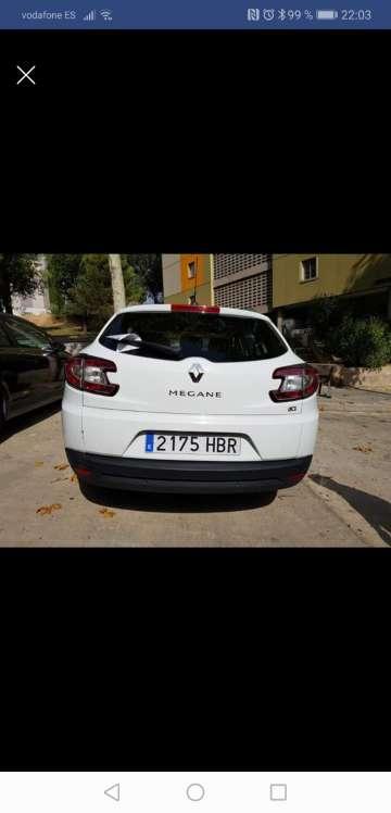 Imagen producto Renault Megane dynamique 8