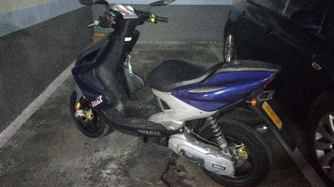 Imagen producto Ciclomotor 2