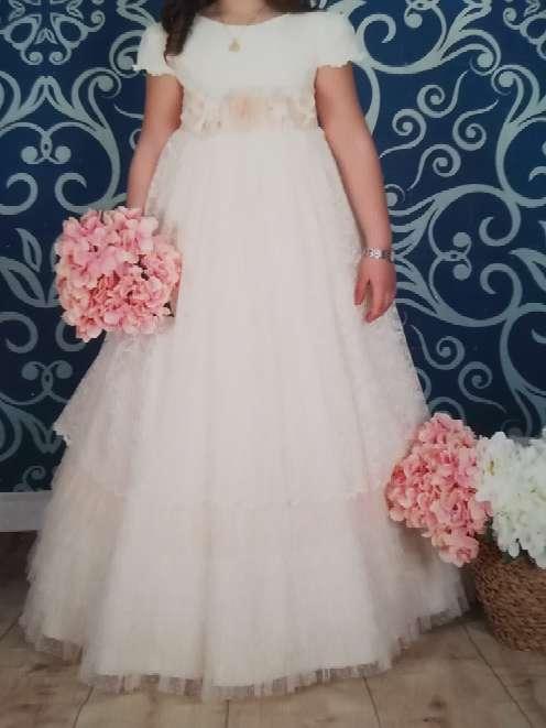 Imagen Vestido de comunión  niña
