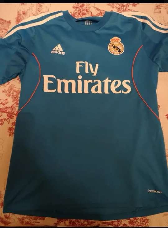 Imagen producto Camiseta real Madrid  1