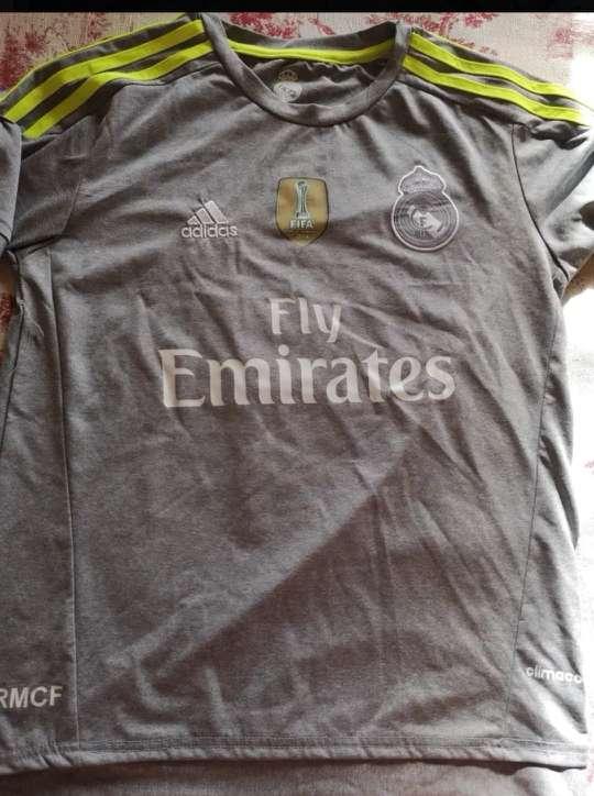 Imagen Camiseta del real Madrid