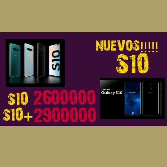 Imagen Samsung s10
