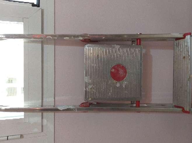 Imagen producto Escaleras de aluminio  4