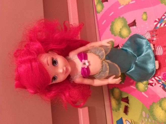 Imagen muñca Ariel nueva