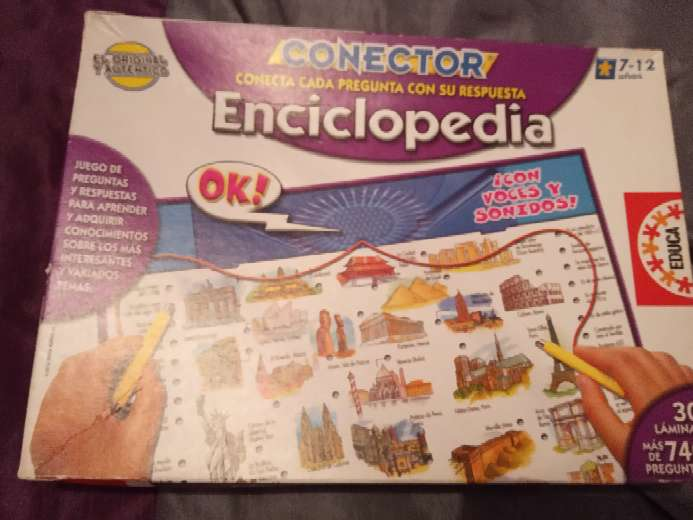Imagen conector enciclopedia