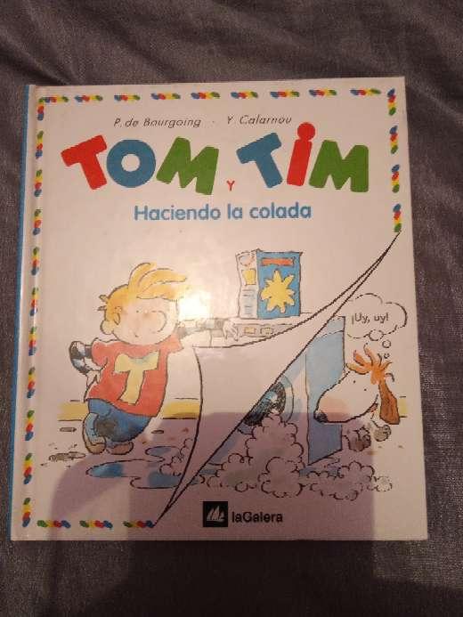 Imagen producto Tom y Tim.          2
