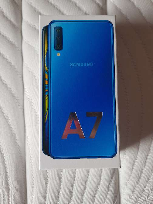 Imagen samsung galaxy A7 2018