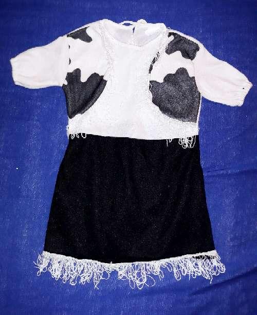 Imagen Disfraz Vaca, 4 años.