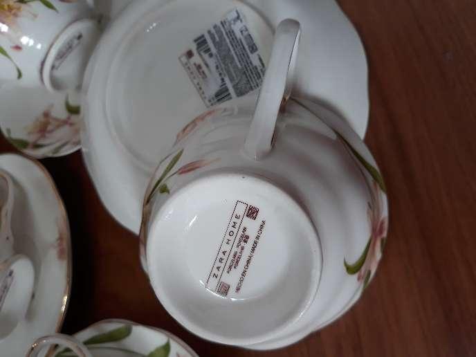 Imagen producto Juego Taza Café/Té  ZARA HOME 2