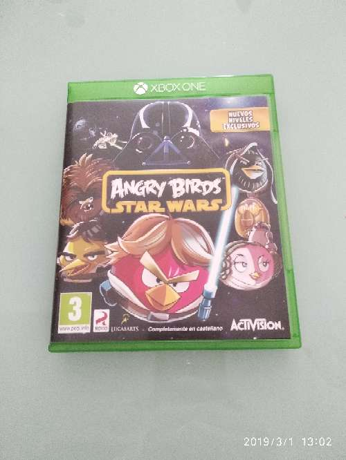 Imagen Angry birds star wars Xbox one