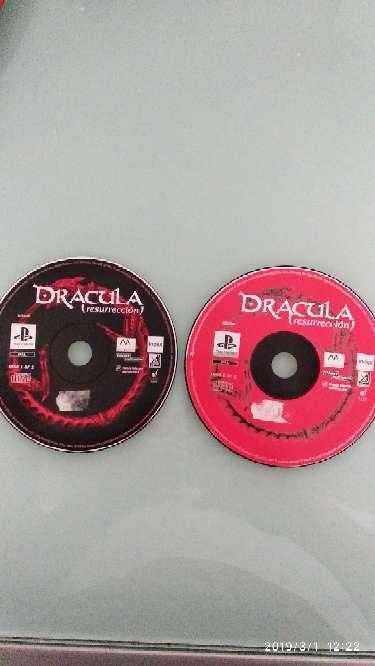 Imagen Dracula resurrección PlayStation 1