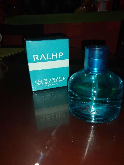 Imagen Botella de perfume