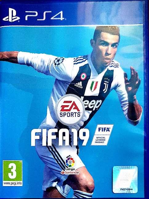 Imagen FIFA 2019 PS4