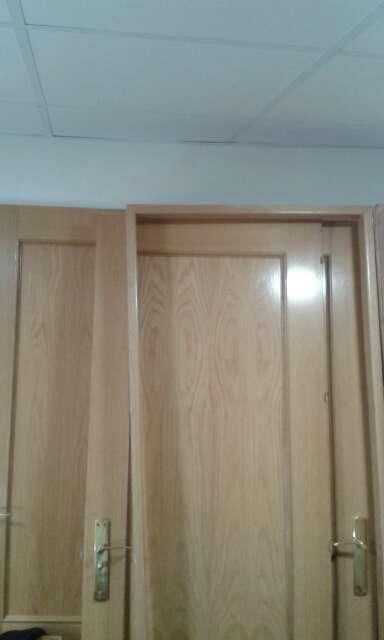 Imagen puertas de interior roble