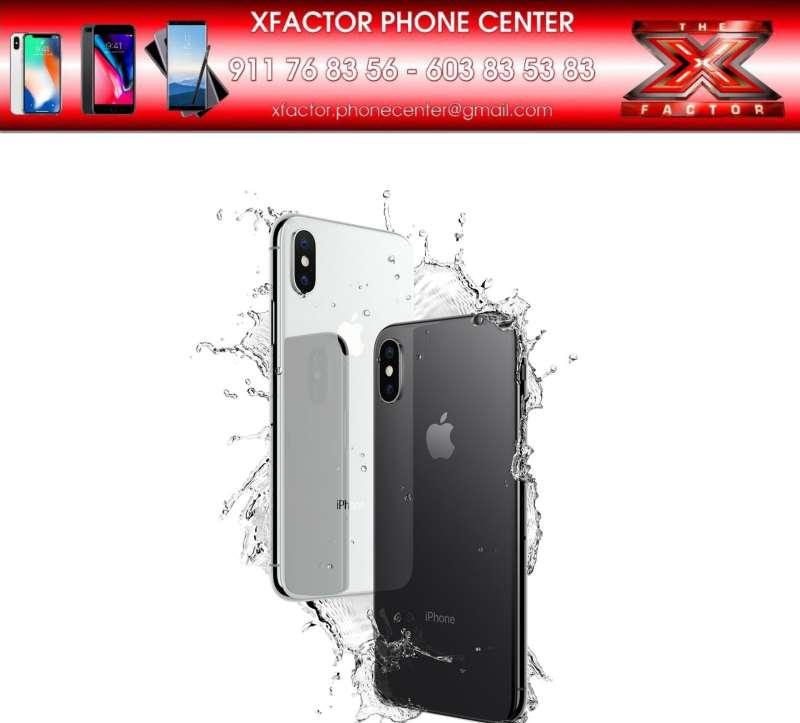 Imagen Iphone x64gb silver nuevo precintado