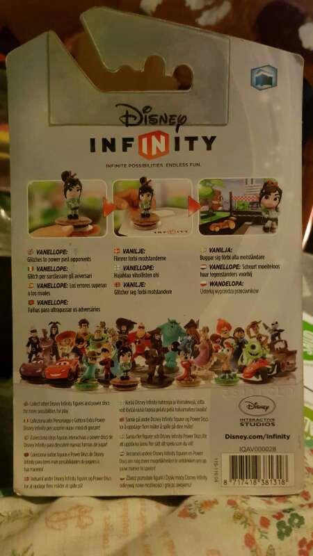Imagen producto Vanellope disney infinity 3