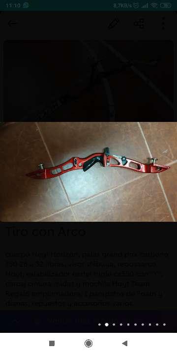 Imagen producto Tiro con arco 2