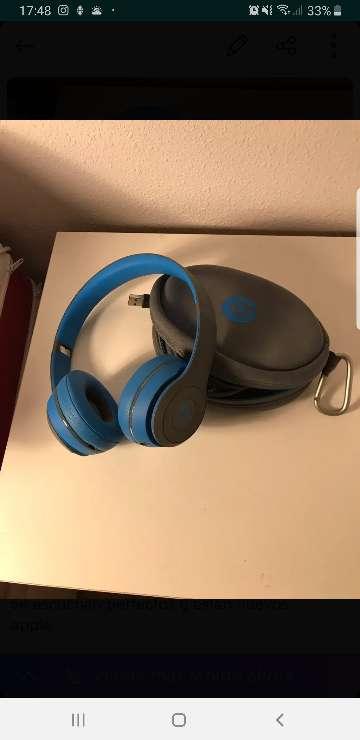 Imagen beats solo 2 wireless