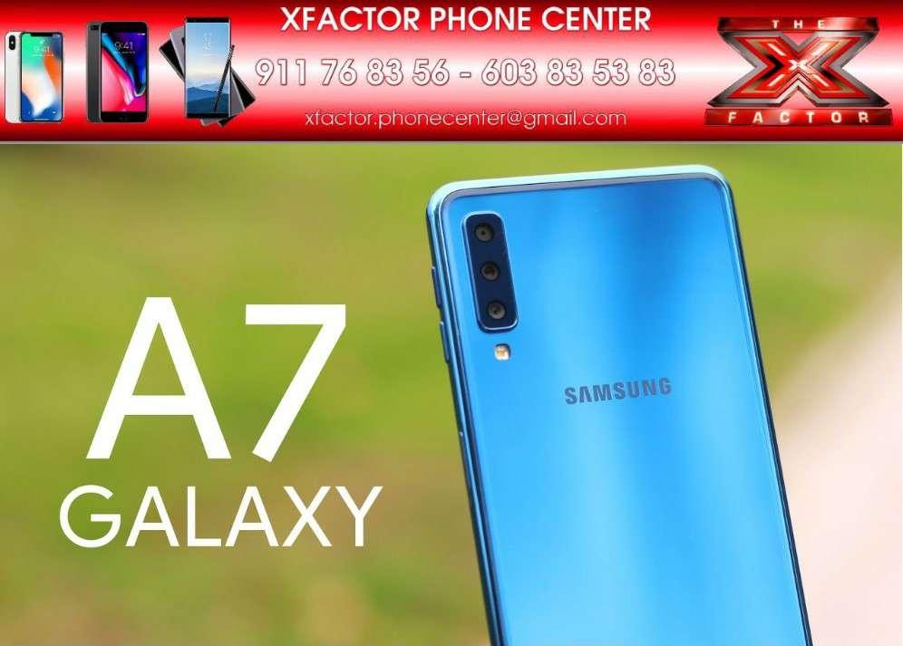 Imagen Samsung galaxy a7 nuevo precintado
