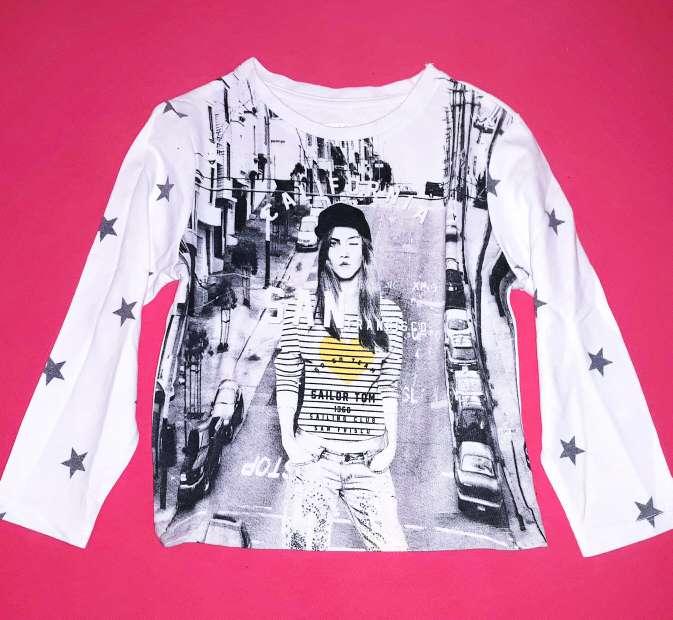 Imagen Camiseta Girls, 5 años.
