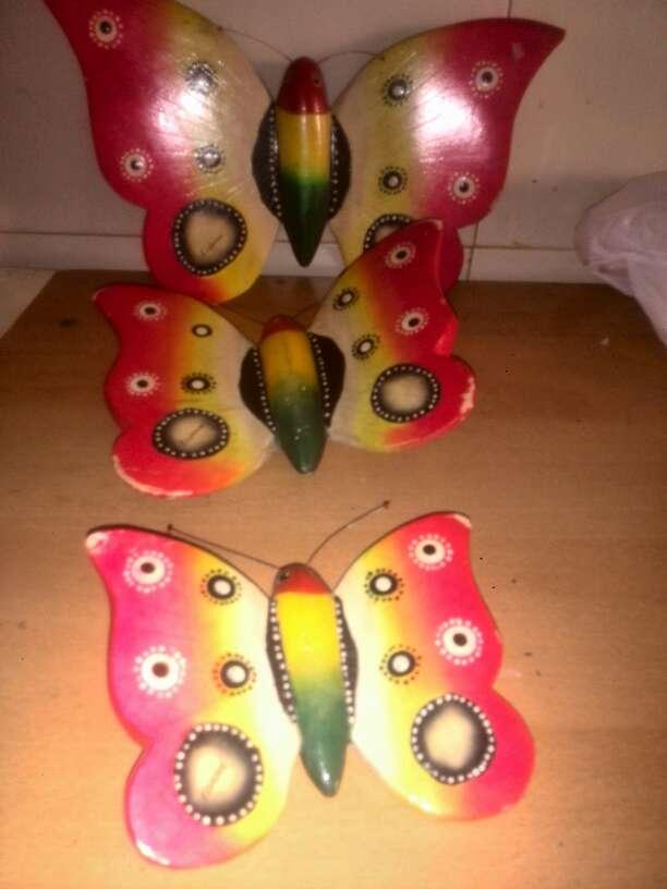 Imagen mariposas decorativas