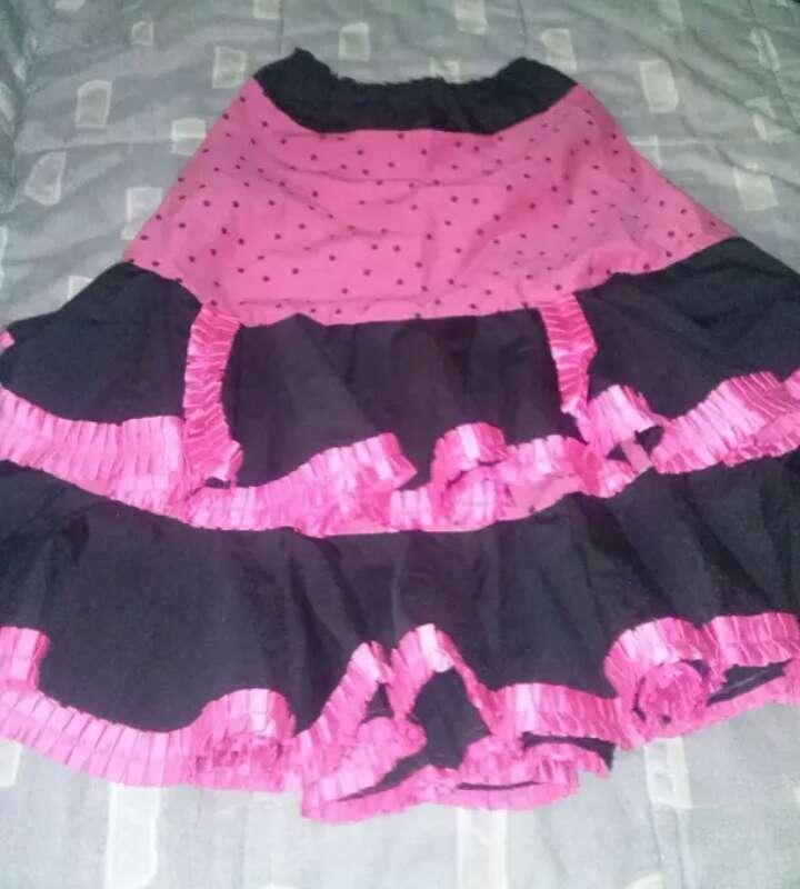 Imagen falda de baile