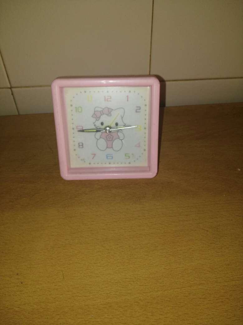 Imagen reloj de mesilla