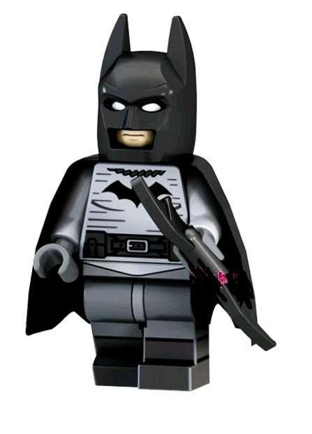 Imagen Figura Batman compatible con Lego