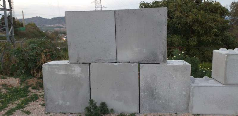 Imagen Muros para jardin, parcelas, etc